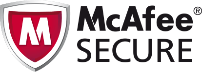 McAfee Security Seal